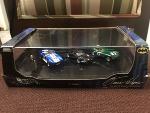 Hot Wheels - The Bruce Wayne Collection (1 of 10,000) for Sale in Commerce, CA