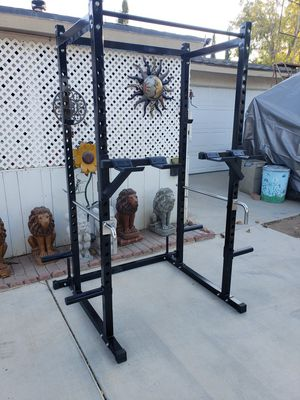Power rack weight cage for Sale in Ontario, CA