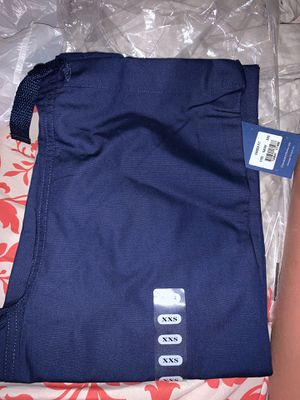 Cheroke navy scrub pants, Xxs Unixex for Sale in Buckeye, AZ
