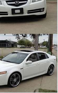 Sell2008 acura tl only price:$800 LN for Sale in Fontana, CA