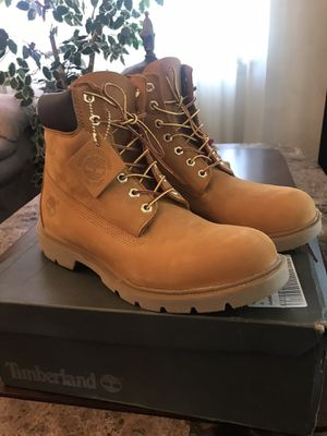 Men's Wheat Timberlands Size 10 for Sale in Farmville, VA