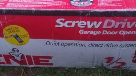 Genie Garage Door Opener for Sale in Portland,  OR
