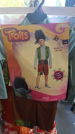 Trolls kids costume for Sale in Tualatin, OR