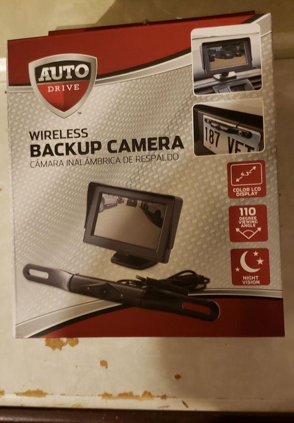 Backup Camera Wireless