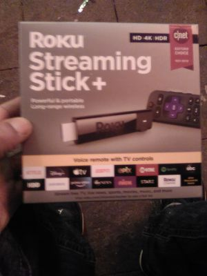 Roku streaming stick for Sale in West Hartford, CT
