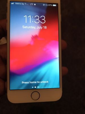 iPhone 6 (UNLOCKED) for Sale in Cleveland, OH