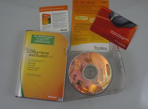 Microsoft Office Home and Student 2007 With Product Key for Sale in Sarasota, FL