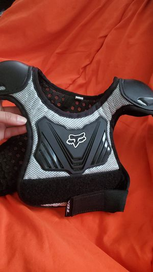 Mini motorcycle, fox racing gear, 5- 20mph electric for Sale in Hollywood, FL