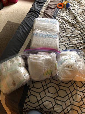 Unused Newborn Diapers for Sale in Owings Mills, MD
