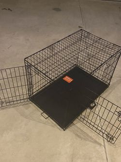 Double Door Large Dog Crate for Sale in Ijamsville,  MD