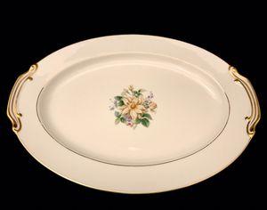 """Vintage Noritake Goldenrose 16"""" Serving Platter for Sale in Slaton, TX"""