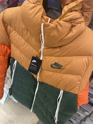 Nike Down Fall Jacket Large for Sale in Chesapeake, VA