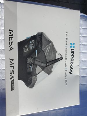 $20 CAR SEAT RAIN SHIELD for Sale in Las Vegas, NV