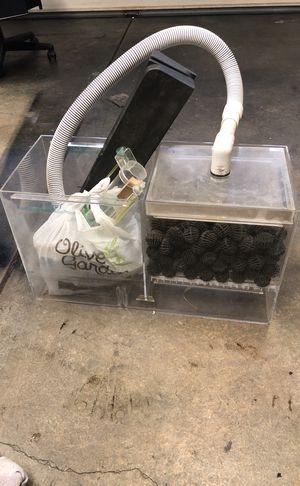 Aquarium sump filter for Sale in Vancouver, WA