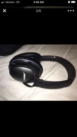 Bose Noise Cancelling Headphones (Wireless) for Sale in Pompano Beach, FL
