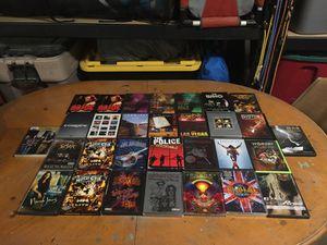 Music/ concert dvd lot of 30 for Sale in La Mesa, CA