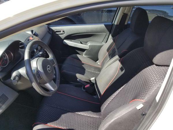 Mazda 2 2012 hatchback touring model automatic transmission