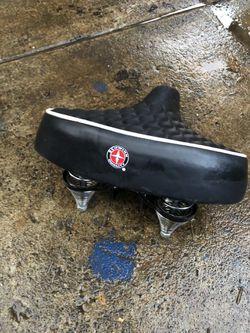 Schwinn Comfort Bike Saddle, Seat for Sale in Portland,  OR