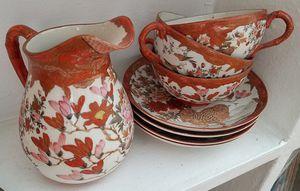 Vintage Japanese porcelain tea cups, etc. for Sale in Arlington, VA