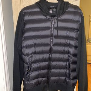 Ralph Lauren Polo Jacket- Black/ Large for Sale in Houston, TX