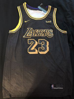 *****BRAND NEW, STITCHED, LEBRON JAMES #23 LAKERS JERSEY***** for Sale in McLean, VA