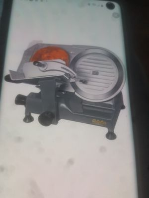 "Brand new 10"" cabelas commercial grade meat slicer for Sale in Federal Way, WA"