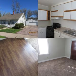 Cheaper than renting! 1+br house w large garage near downtown and Avera hospital for Sale in Sioux Falls, SD