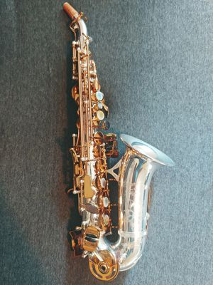 P. Mauriat Curved Soprano Saxophone for Sale in St. Louis, MO