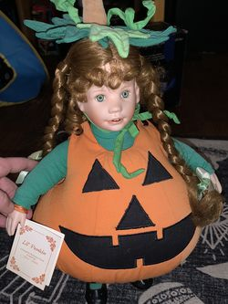 Rare lil' Pumpkin Doll- Laura Cobabe for Sale in Woodland Park,  CO