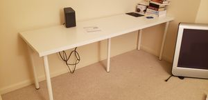 Study Desk+ optional unopened google home mini for extra 10$ for Sale in Fairfax, VA