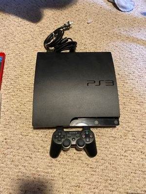 PlayStation 3 with 4 Games PS3 for Sale in Stanwood, WA