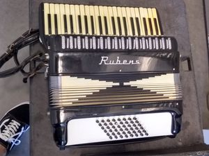 Vintage accordion made in Italy for Sale in Jurupa Valley, CA