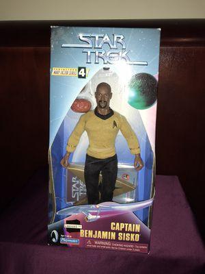 Star Trek Captain Benjamin Sisko for Sale in Bryans Road, MD