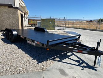 8-1/2 x 20 Car Trailer AVAILABLE NOW!! for Sale in Anaheim,  CA