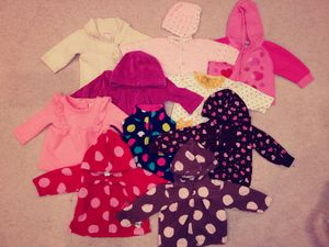 Baby girl clothes 0-6 months for Sale in Montgomery Village, MD