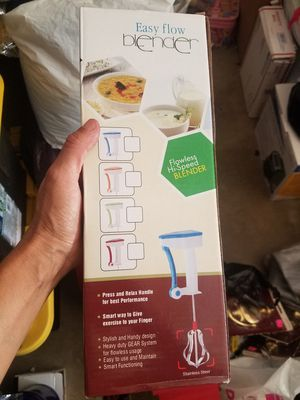 Easy flow blender for Sale in Hawthorne, CA