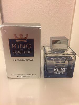 Antonio Banderas - King of Seduction cologne for Sale in Las Vegas, NV