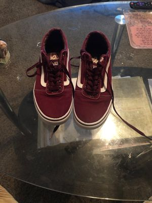 Vans shoes for Sale in Fort Worth, TX