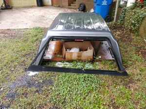 Camper shell for Sale in Staley, NC