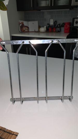Wine glass rack/holder for Sale in Scottsdale, AZ