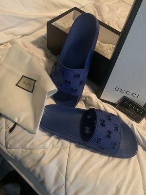 Gucci GG slides (Men) for Sale in Tamarac, FL