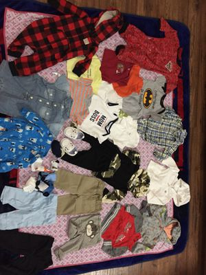 Baby boy clothes size 6m for Sale in Brooklyn, NY
