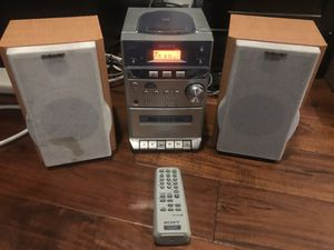 Sony mini home stereo mini system works great for Sale in La Mesa, CA