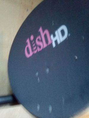 HD satellite dish great shape for home or rv for Sale in Kent, WA