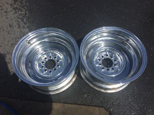 Chrome steelys for Sale in San Diego, CA