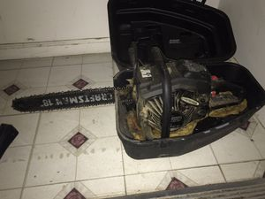 Craftsman chainsaw for Sale in Woodlake, CA