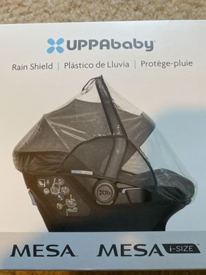 UPPAbaby carseat cover for rainy days- brand new! for Sale in Beaumont, CA