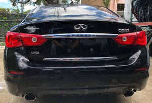 2014-2019 INFINITI Q50 Q50s PART OUT! for Sale in Fort Lauderdale, FL