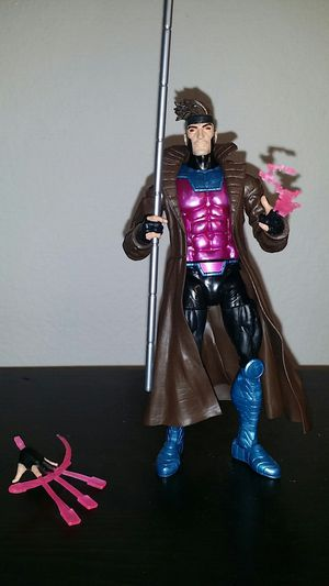 Marvel legends gambit caliban wave for Sale in Long Beach, CA