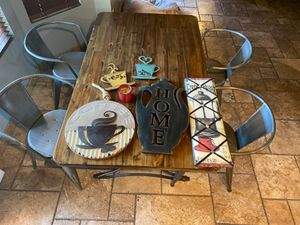 Coffee Wall Signs, decor for house for Sale in Glendale, AZ